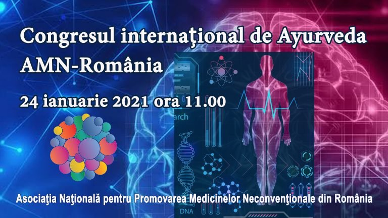 Congresul international de ayurveda 2021